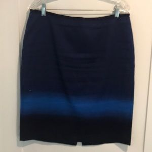 Banana Republic Multi color skirt